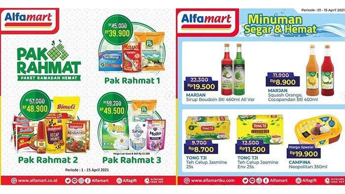 Promo Alfamart 13 April 2021, Diapers Diskon 27%, Marjan Rp8 Ribuan, Harga Spesial Campina