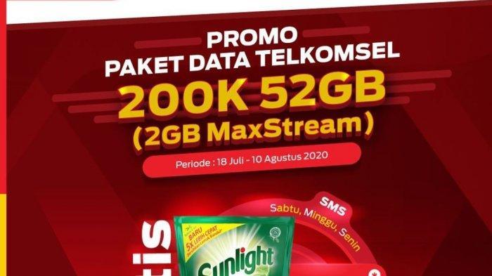 Katalog Promo Alfamart 26 Juli 2020, Ada Paket Data Telkomsel sampai Loreal Buy 1 Get 1 Free