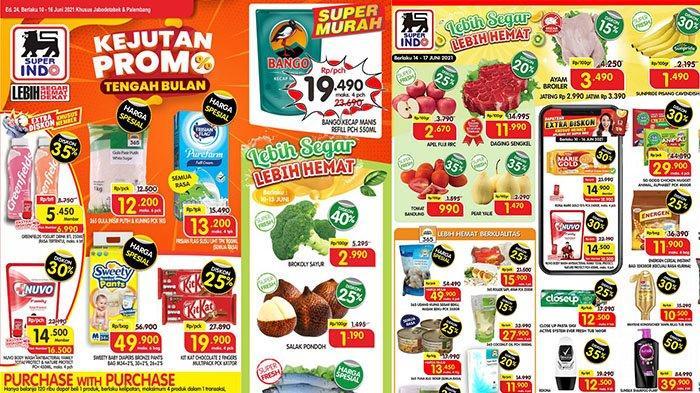 PROMO BARU Superindo Hari Ini 14 Juni 2021: SweetyPants Diskon25% Jadi Rp69.900, KokoCrunch Rp14.900