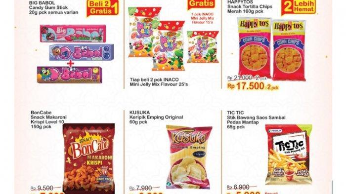 PROMO Indomaret 14 Juli 2021, Minyak Goreng 2L Harga Heboh, Diapers Rp 52.900, Diskon Camilan