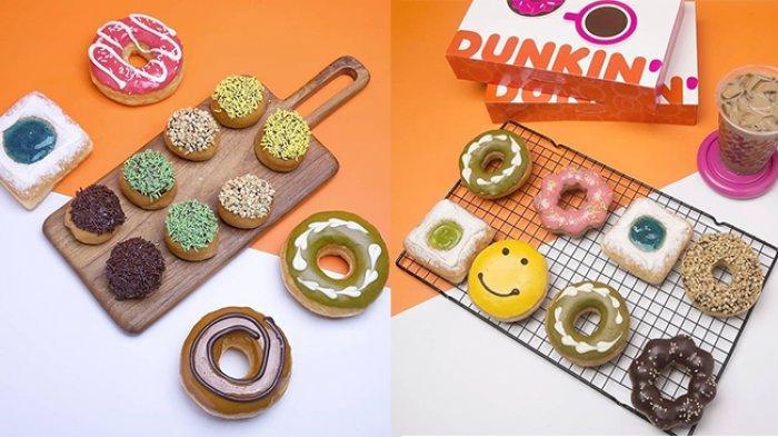 BARU! Promo Dunkin Donuts 30 April 2021, Beli 6 Gratis 6 Donat Classic, 12 Donuts Rp87.000