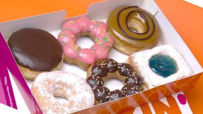Lebih Hemat! Promo Dunkin Donuts Hari Ini 9 April 2021, 18 Donuts Classic Seharga Rp 100.000