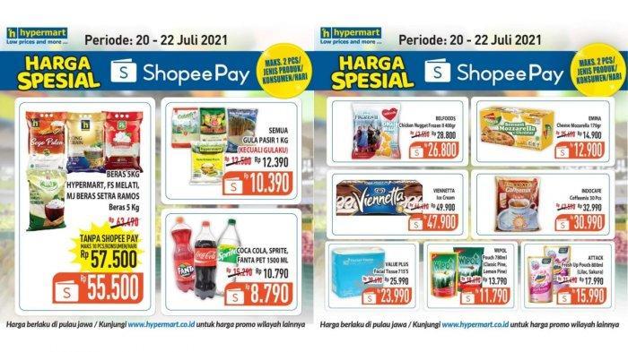 Hyper Diskon! Promo Hypermart Saat Idul Adha Hari Ini 20 Juli 2021, Viennetta Ice Cream Rp. 49.900