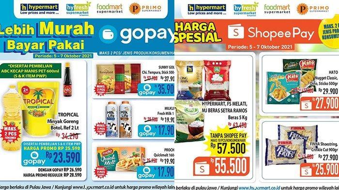 Promo Minyak Goreng di Indomaret hingga Hypermart Hari Ini 7 Oktober 2021, BIMOLI 2.000 Ml Rp 28.200
