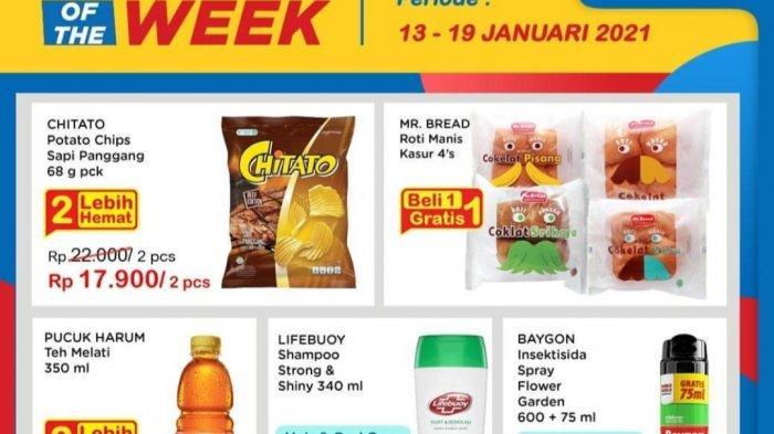 Promo Indomaret 13 Januari 2021, Diskon Mi Instan, Diapers, Harga Spesial Susu, Roti Beli 1 Gratis 1