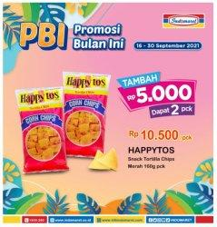 PROMO INDOMARET 20-21 September 2021, Beli Susu Gratis Sunlight, Happy TOS Tambah Rp5.000 Dapat 2