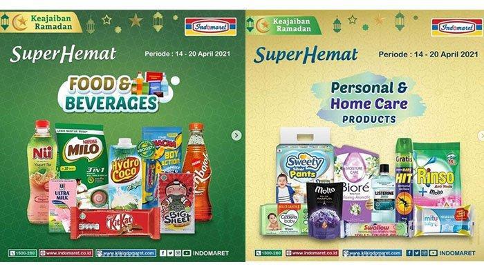 Promo Super Hemat Indomaret 20 April 2021 HARI TERAKHIR: Diskon Sabun Mandi, Rinso, hingga Pembalut