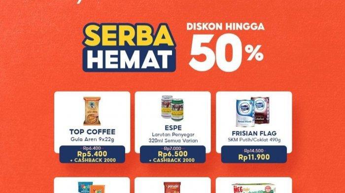 PROMO INDOMARET 23-28 September 2021, DISKON 50%, Good Time, Superco & Sukro Tambah Rp2.000 Dapat 2