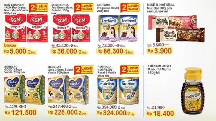 Promo Indomaret 30 April 2021, Promo Minyak Goreng, Susu Beli 2 Lebih Hemat, Marjan Rp11 Ribuan