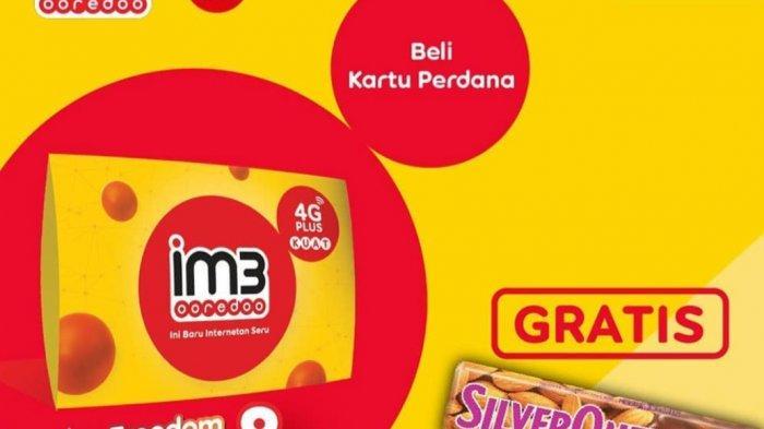 Promo Indomaret 3 September 2020, Beli Kartu Perdana Gratis Cokelat Diskon Susu hingga Minyak Goreng