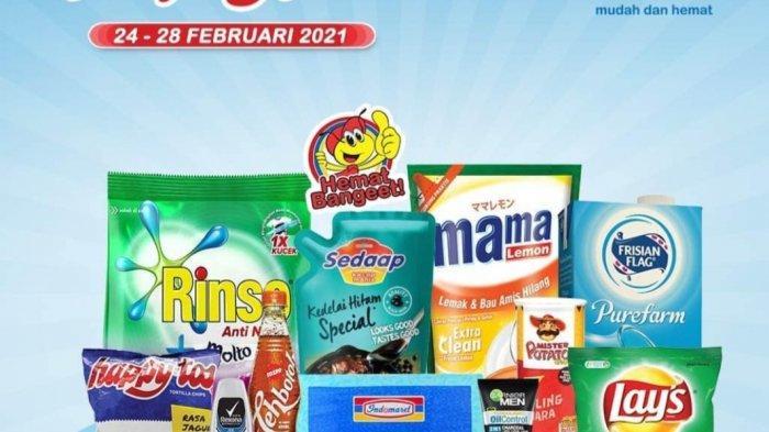 TINGGAL 4 HARI, Promo JSM Indomaret Diskon Beras, Mi Instan, Telur, Dispers, Nutella 200g Rp25.000