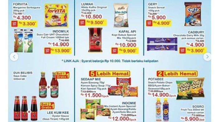 PROMO Indomaret dan Alfamart 18 Juli 2021, Beli5 Mie Instant Lebih Hemat, Nikmati Diskon Idul Adha