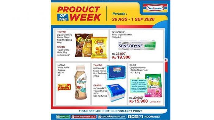 Promo Heboh dan Product of The Week Berakhir Besok, Diskon Minyak Goreng hingga Deterjen