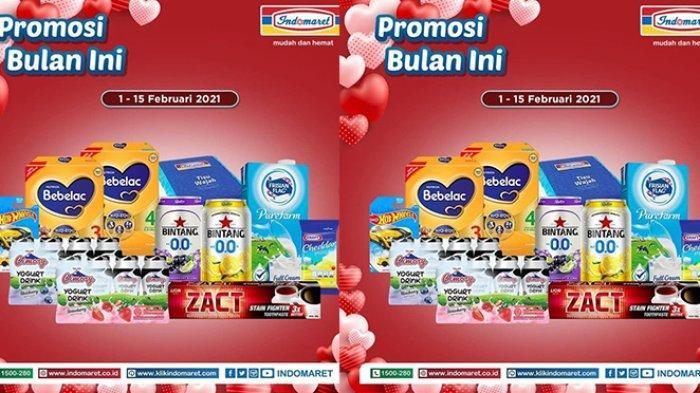 Promo Indomaret Pekan Ini, Produk Sarapan Sehat Diskon 51%,Susu Beli 2 Gratis 1