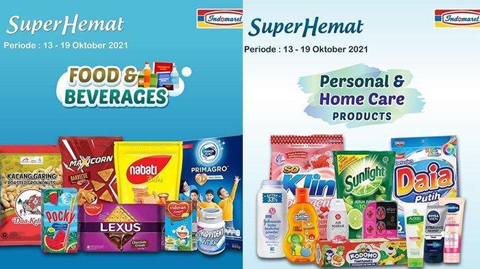 Promo Indomaret 14 Oktober 2021, Beli Vaseline/Lifebuoy Gratis Gulaku 1 Kg, Tebus Murah Tissue Rp100