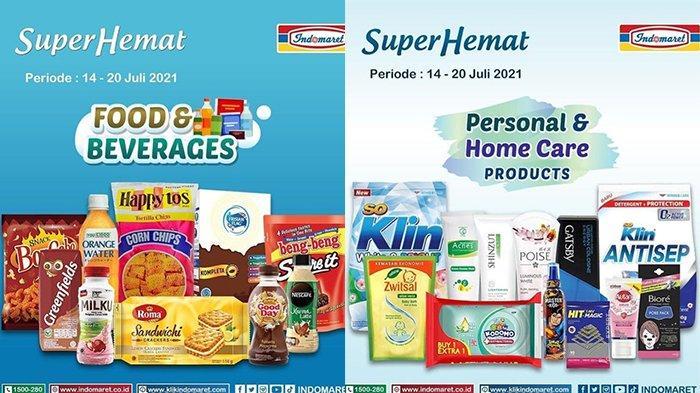 Promo Indomaret 16 Juli 2021, Beli Aqua Dapat Beras & Minyak Goreng Gratis, Pembalut Charm Rp7.900