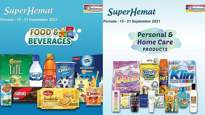 Promo Indomaret Super Hemat TERBARU 15-21 September 2021, Gratisan Minyak Goreng Bimoli, Susu Murah