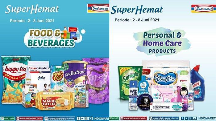 Promo Indomaret Super Hemat TERBARU 2-8 Juni 2021, Mi Instan Beli 2 Gratis 1, Telur 10 Butir Rp5.000