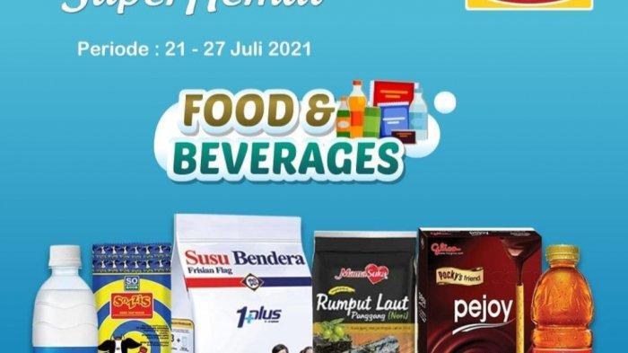 Promo Indomaret Super Hemat TERBARU 21-27 Juli 2021, Promo Susu & Mi Instan MURAH, Citra Rp18.500