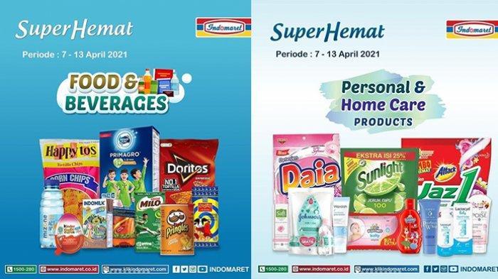 Promo Indomaret Besok 9 April 2021 HARGA SUPER HEMAT, Susu Murah, Beras 5kg Rp53.900, Sarden Rp7.500