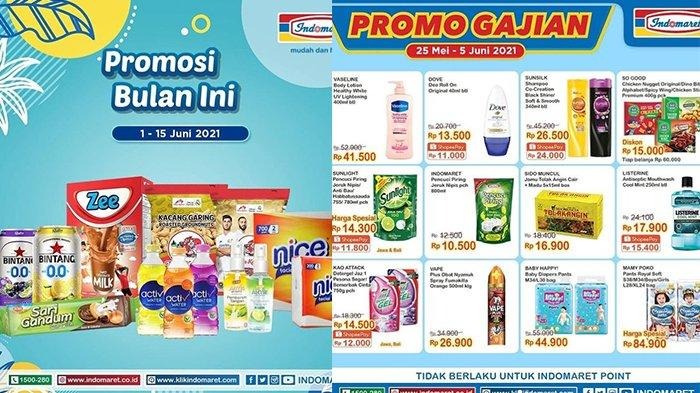 Promo Indomaret TERBARU 2-15 Juni 2021, Kacang Beli 2 Gratis 1, Sabun Cuci Piring Rp 10 Ribuan
