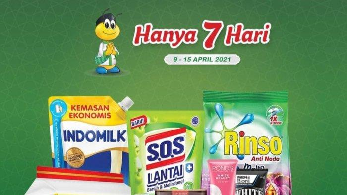 Promo Indomaret TERBARU 9-15 April 2021, Diskon Beras, Telur, Mi Instan, Deterjen, Beras Rp54.900
