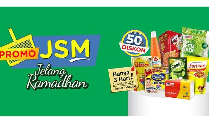 Promo Alfamart 4 April 2021, Beras, Minyak Goreng, Mi Instan Turun Harga, Paket Ramadhan Rp39.900