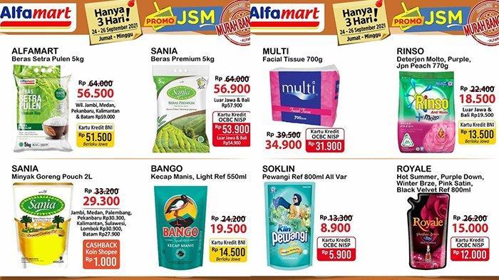 Promo JSM Alfamart 24-26 September 2021, Bango 19.500 Close Up 12.500 Emina 11.900