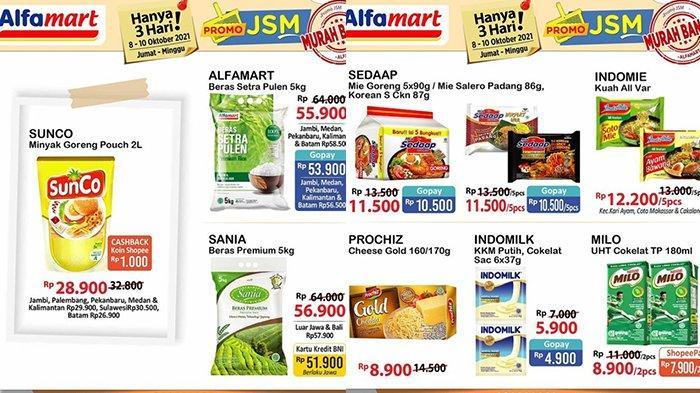 Harga Minyak Goreng Naik, Ini Promo Minyak Goreng Cuma Rp 28.900 Hanya di Alfamart