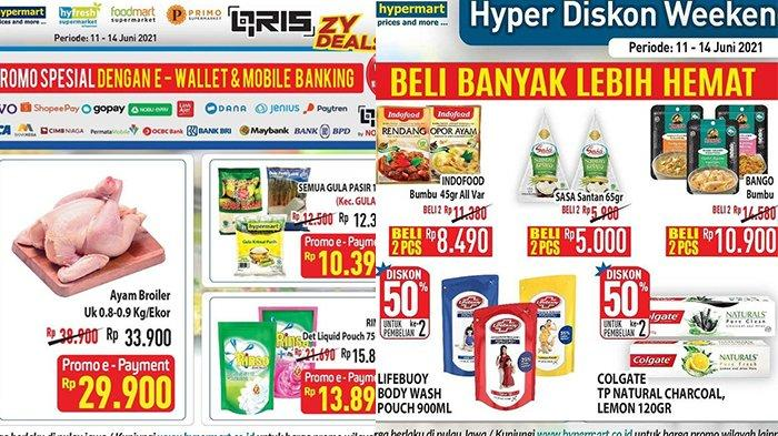 Promo JSM Hypermart 12 Juni 2021, Ayam Broiler Rp29.900, Buah-buahan Mulai Seribuan, Diskon 50%