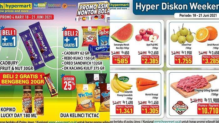 Promo JSM Hypermart 20 Juni 2021, Mie Sedaap Cup Beli 3 Rp9.900, Daging Giling Spesial Rp10.710