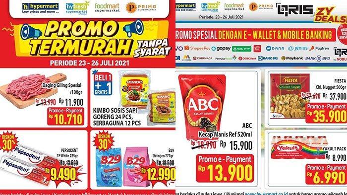 Promo JSM Hypermart 24 Juli 2021, Detergen Diskon 30%, Nugget Potongan Rp19.790, Daging Rp 10 Ribuan