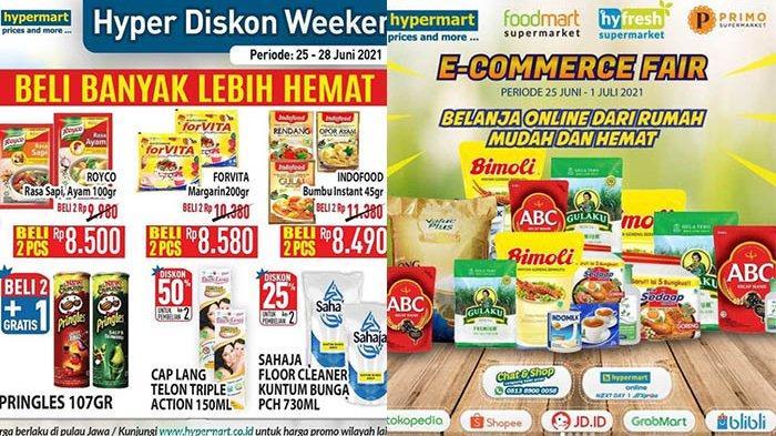Promo JSM Hypermart 27 Juni 2021, Paket Mi Instan, Gula, Minyak Goreng, SKM, Kecap Mulai Rp 50Ribuan