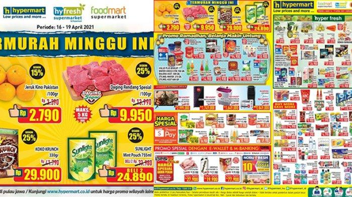 Promo JSM Hypermart Hari Ini Minggu 18 April 2021, Bumbu Dapur Diskon 40%, Daging Segar Rp9.950