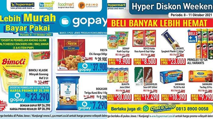Promo JSM Hypermart TERBARU 9 Oktober 2021, Minyak Goreng Bimoli 2L Rp23.290, SoKlin 1,8Kg Rp26.790