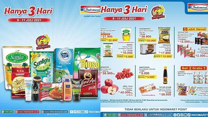 Promo Indomaret Hari Ini Sabtu 10 Juli 2021, Promo Beras, Minyak Goreng, Wardah Rp17.900