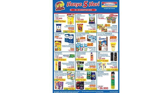 Katalog Promo Indomaret 22 Agustus 2020 Promo Jsm Super Hemat Hingga Promo Susu Beli 2 Gratis 1 Tribun Bali