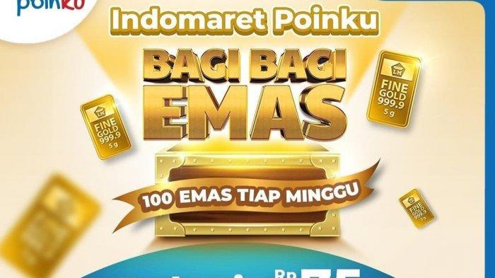 Promo JSM Indomaret 23 Juli 2021, Kitkat 10.500 Tambah 2.000 Dapat 2, Belanja 75.000 Bisa Dapat Emas
