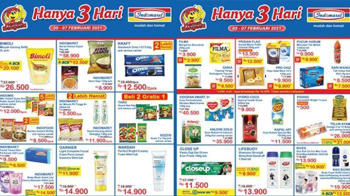 Promo Indomaret, Minyak Goreng Super Hemat Rp 21 Ribuan, Bisa Belanja dari Rumah Gratis Ongkir