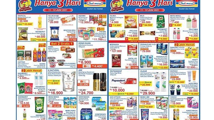Promo JSM Indomaret TERBARU 11-13 Juni 2021, Minyak Goreng 2L Rp23.500, Mama Lime 800Ml Rp 6 Ribuan