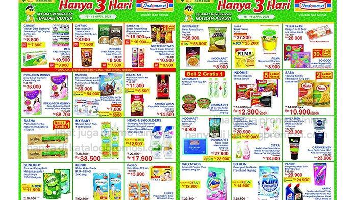 Promo Indomaret 17 April 2021, Promo Susu, Minyak Goreng Sania 2L Rp27.200, Mi Instan Rp12.300/5 Pcs