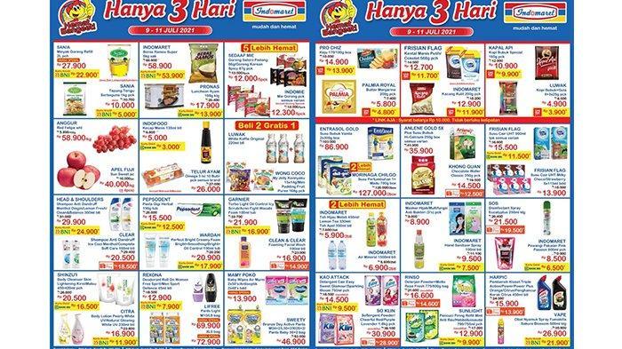 Promo Indomaret 9 Juli 2021, Promo Minyak Goreng, Susu Morinaga 2 Lebih Hemat, Citra Rp11.900