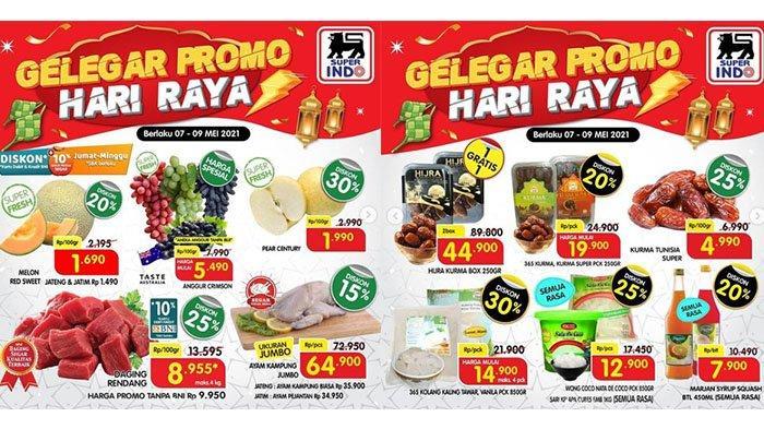PROMO JSM Superindo 8 Mei 2021: Borong Buah, Hijra Kurma, Rendang, Ayam Kampung Diskon Up To 30%