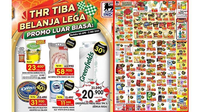 Promo JSM Superindo Hari Ini 1 Mei 2021, Hati Sapi, Sayur, Biskuit Diskon 40%, Susu Harga Spesial