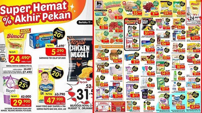 Promo JSM Superindo Hari Ini 12 Juni 2021, Daging Harga Spesial, Nugget, Susu, Popok Diskon 35%