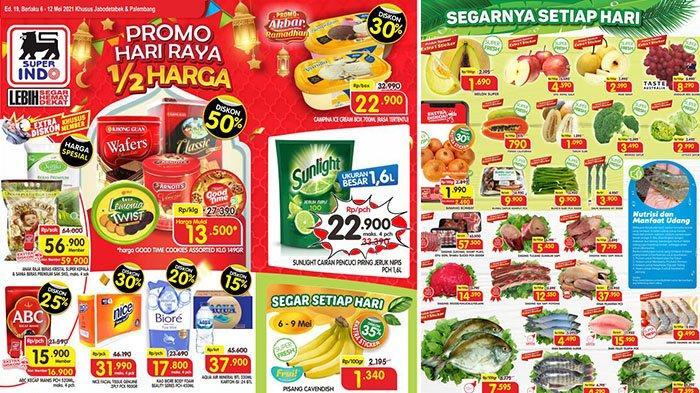 Promo Superindo 8 Mei 2021, Promo Hari Raya Setengah Harga, Diskon Buah, Daging, Ikan hingga Biskuit