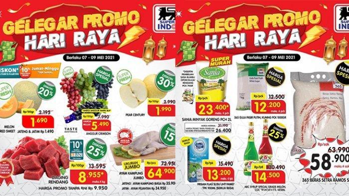 Promo JSM Superindo Hari Ini 9 Mei 2021, Minyak Goreng 2L Rp23.400, Sabun, Popok, Sosis Diskon 45%