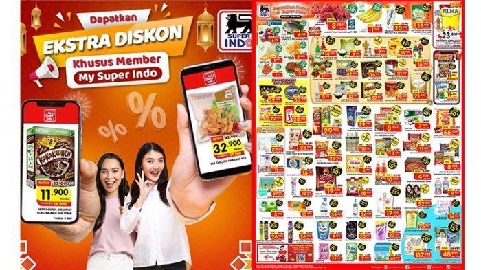Promo JSM Superindo TERBARU 23-25 April 2021, Minyak Goreng 2L Rp23.400, Mie Instan 5 Rp 11 Ribuan