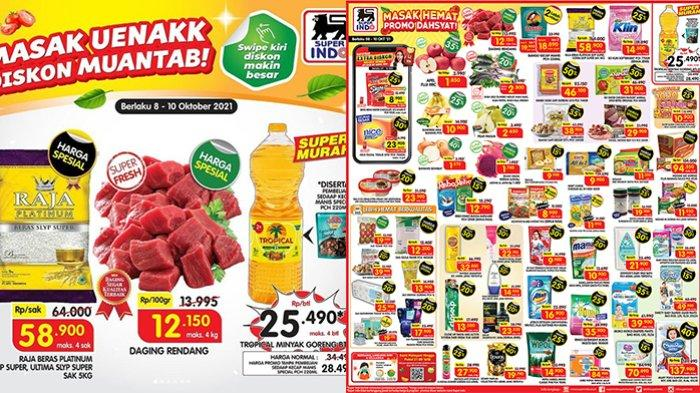 Promo JSM Superindo TERBARU 9-10 Oktober 2021, Minyak Goreng 2L Rp25.490, Sosis Kimbo Diskon 50%
