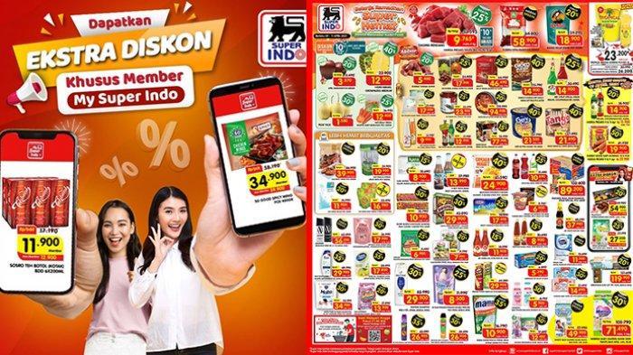 Promo JSM Superindo TERBARU 9-11 April 2021, Minyak Goreng Tropical 2L Rp23.200, Popok Diskon 30%